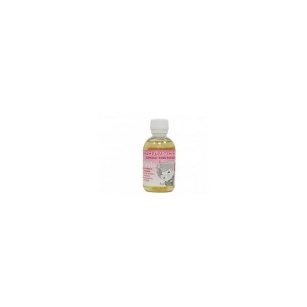 Champú vitaminado orgánico -antiparásitos- ESPECIAL EDAD ESCOLAR- 50 ml
