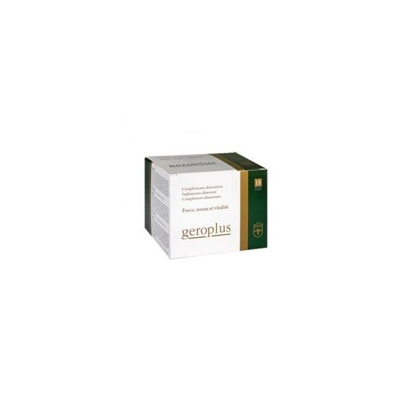 Geroplus 18 monodosis de 15 ml Bioserum
