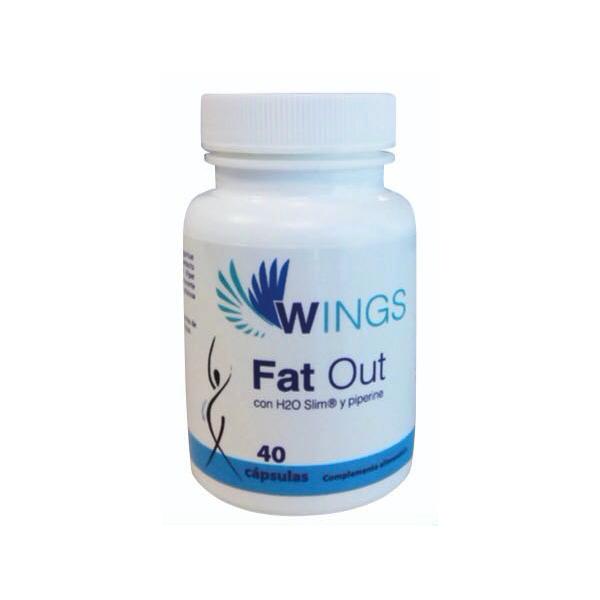 Fat Out • Bioserum • 40 cápsulas