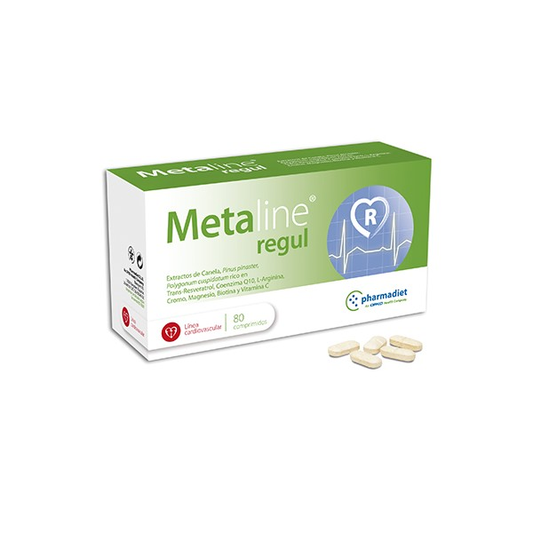 Metaline regul - mejora tu línea - masterdiet - 80 comprimidos