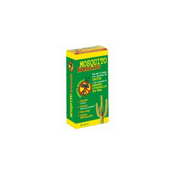 Mosquito block Gel 50ml -ESI