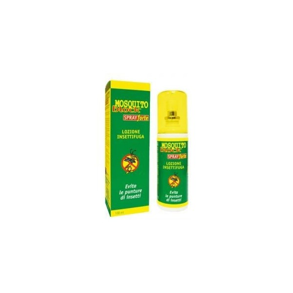 Mosquito block Spray forte 100ml ESI