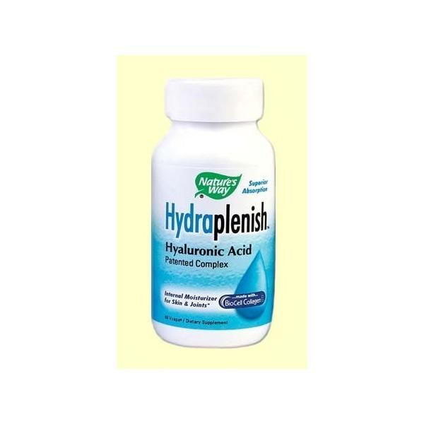 Hydraplenish Ácido hialurónico 30 cápsulas Nature´s Way -PRODUCTO DESCATALOGADO