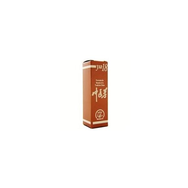 YAP 18 - ACUPAI 18 Bazo 31 ml Equisalud