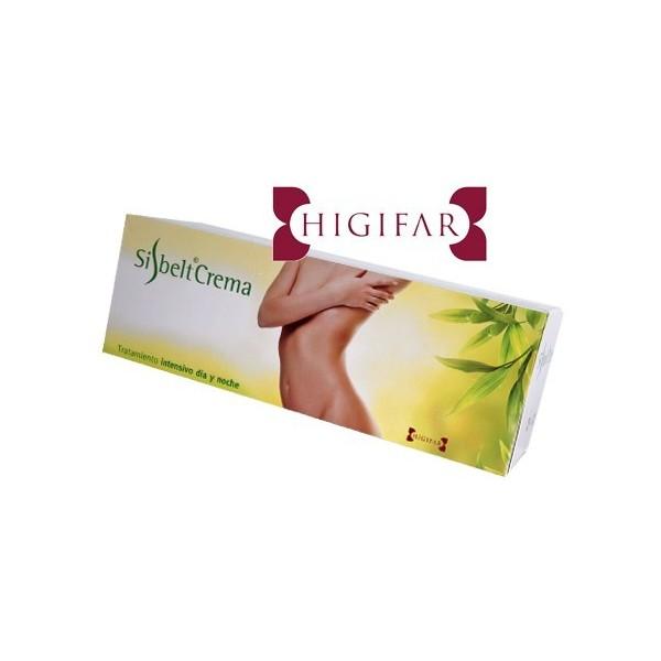 Sisbelt crema anticelulítica y reductora 200 ml Higifar