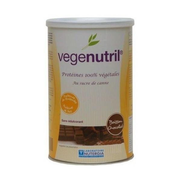 Vegenutril  proteina de guisante choco 300g Nutergia