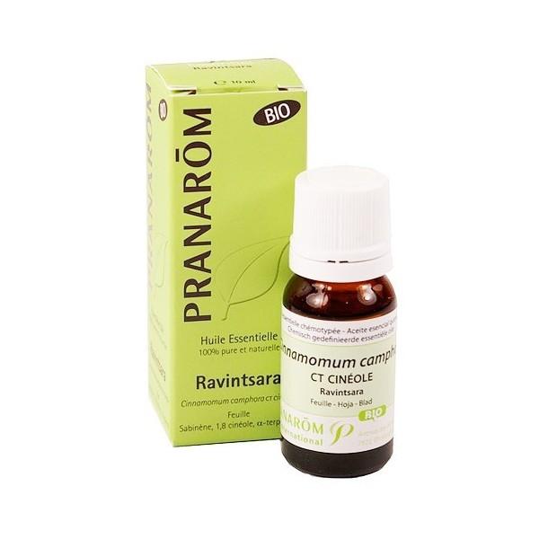 Ravintsara aceite esencial bio 10 ml Pranarom
