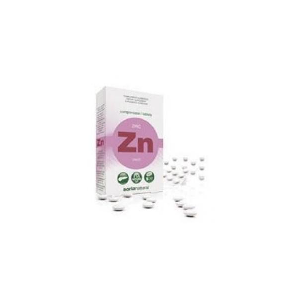 Zinc retard 48 comprimidos Soria Natural