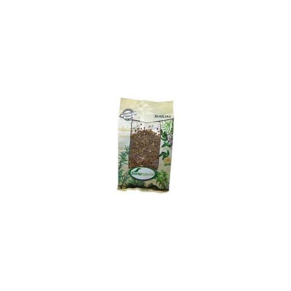 Alholvas como planta medicinal en bolsa 150g Soria Natural