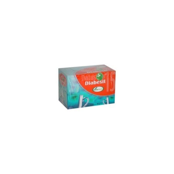 Natusor 15 Diabesil filtros Soria Natural