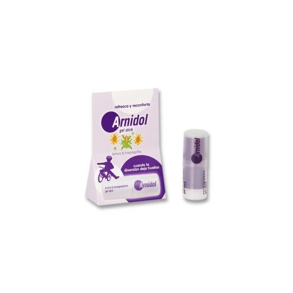 Arnidol gel stick en barra 15ml Diafarm