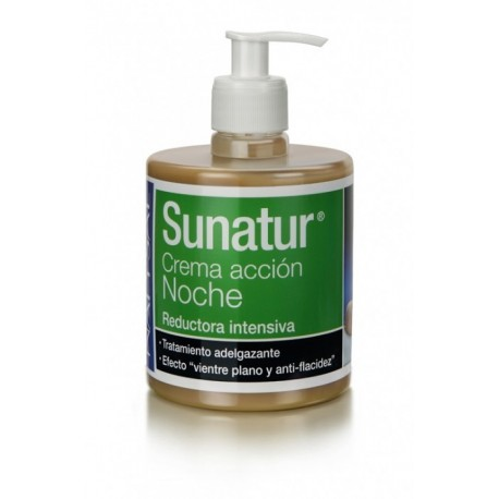 Sunatur - Crema reductora intensiva - 500ml Natysal