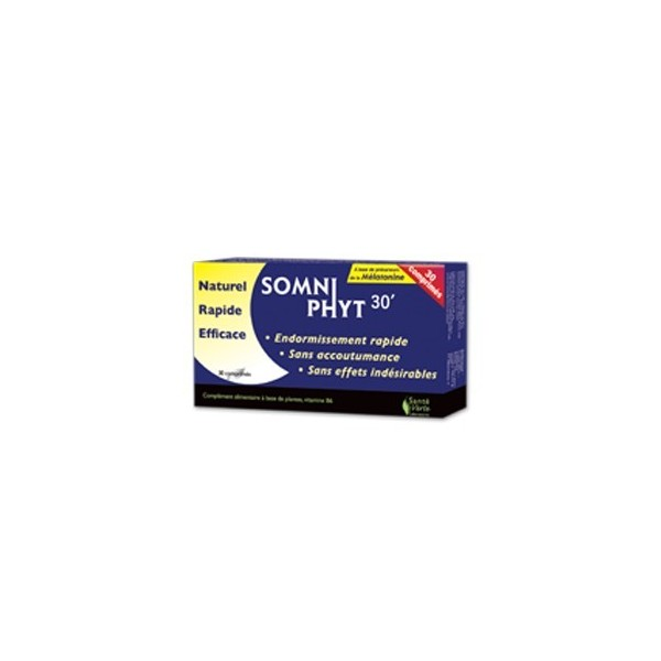 Somniphyt 30 30 comprimidos Santé Verte