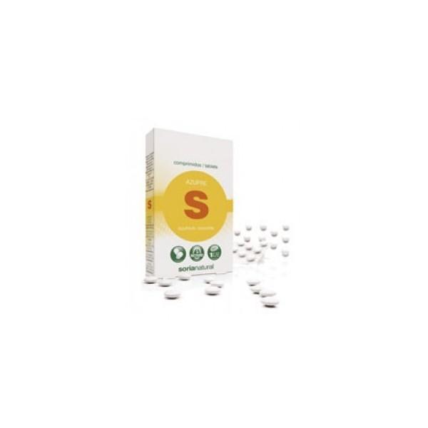 Azufre retard 24 comprimidos Soria Natural