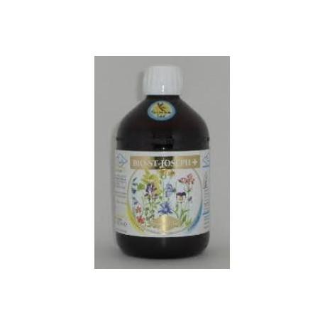 Bio San José + Simha - Lev. (con fructosa) 500 ml Biolasi -APTO PARA DIABÉTICOS