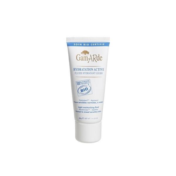 Crema Hidratante pieles mixtas Gamarde BIO