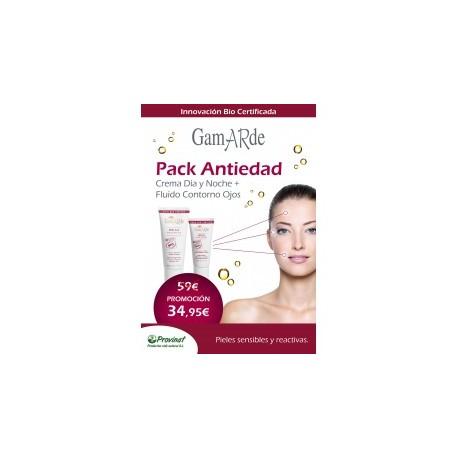 Pack Tratamiento anti edad para pieles maduras.