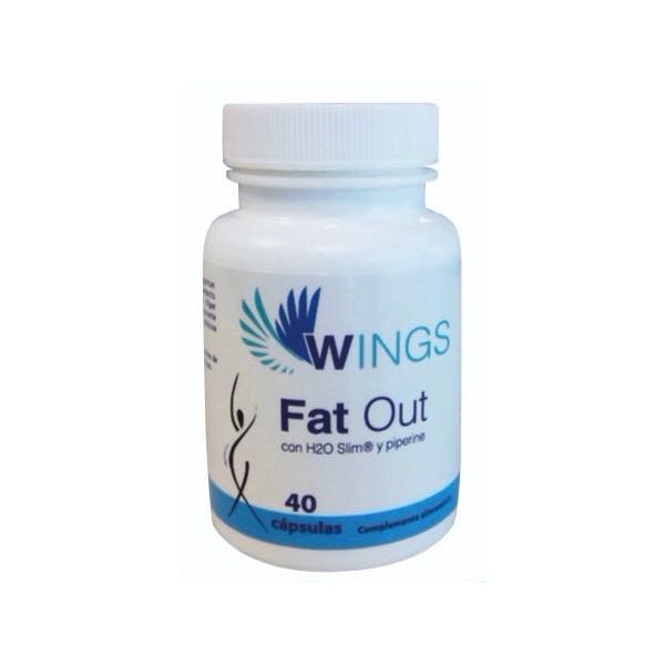 Fat Out • Bioserum • 40 cápsulas