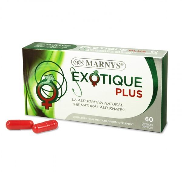 Exotique Plus 60 cápsulas