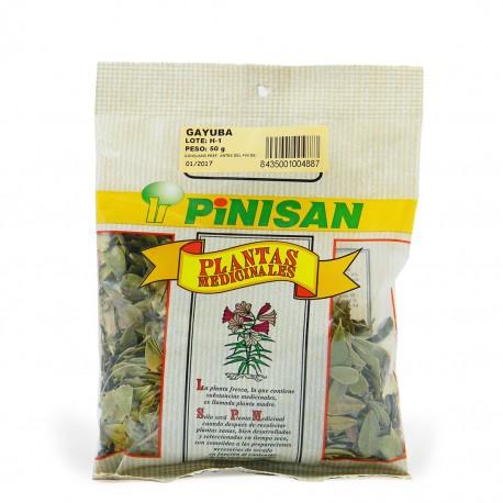 Gayuba  planta medicinal 50gr Pinisan
