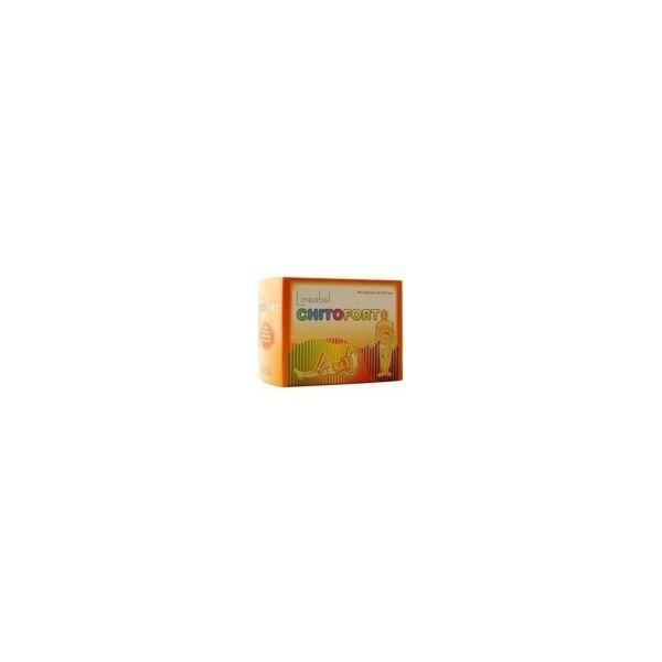 Chitofort 80 cápsulas de 475 mg Tongil