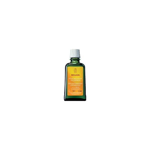 Aceite para masaje con Caléndula 100ml Weleda