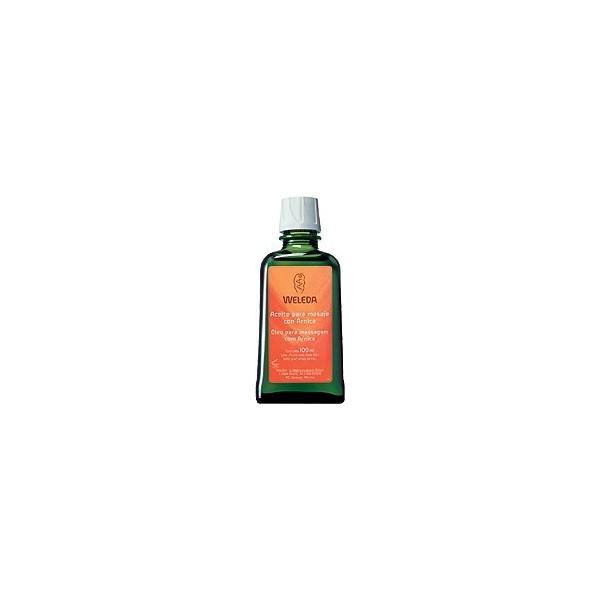 Aceite para masaje con Árnica 100ml Weleda