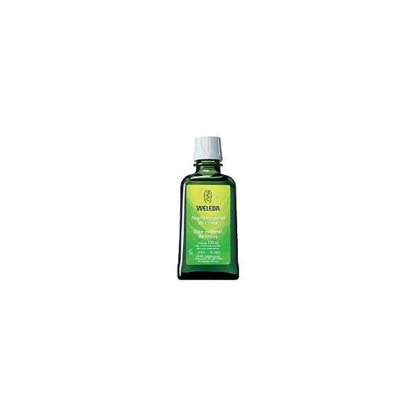 Aceite corporal hidratante de Citrus100ml Weleda