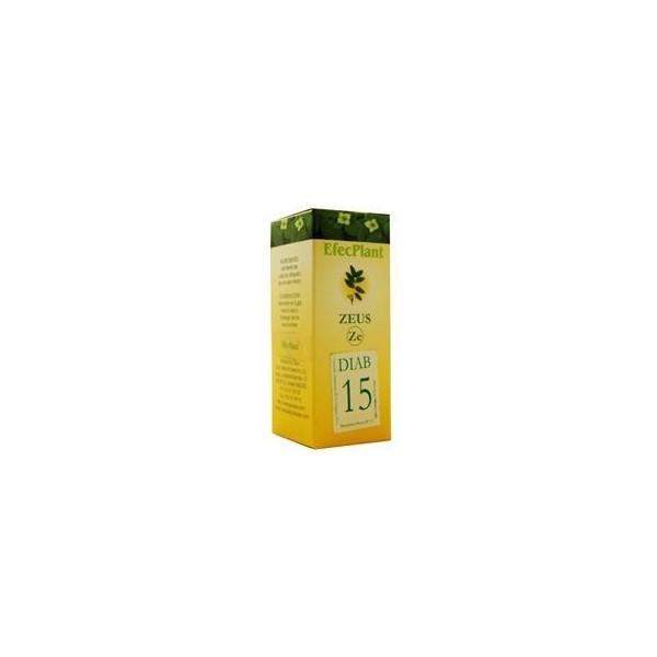 Efecplant Nº15 60 ml Zeus