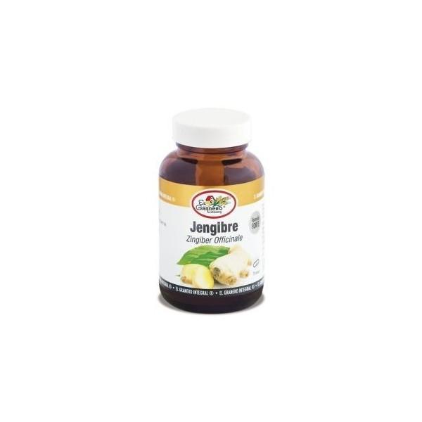 Jengibre forte 75 cápsulas 525 mg Biogran