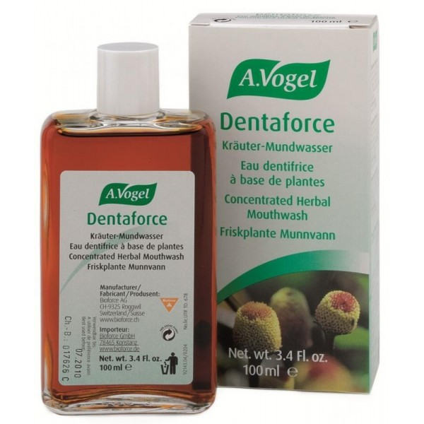 Dentaforce elixir bucal 100 ml A. Vogel