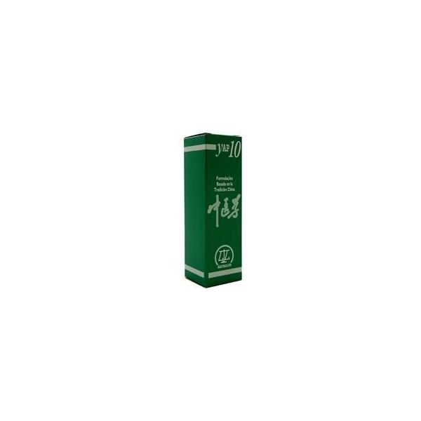 YAP 10 - ACUPAI 10 Hígado 31 ml Equisalud
