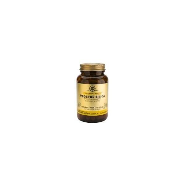 Cola de caballo 520 mg 100 cápsulas vegetales Solgar