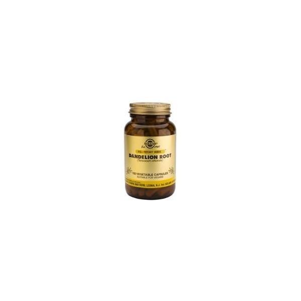 Diente de león 520 mg 100 cápsulas vegetales Solgar