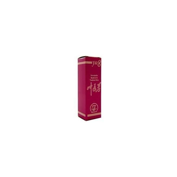 YAP 8 - ACUPAI 8 Purificación del pulmón 31 ml Equisalud