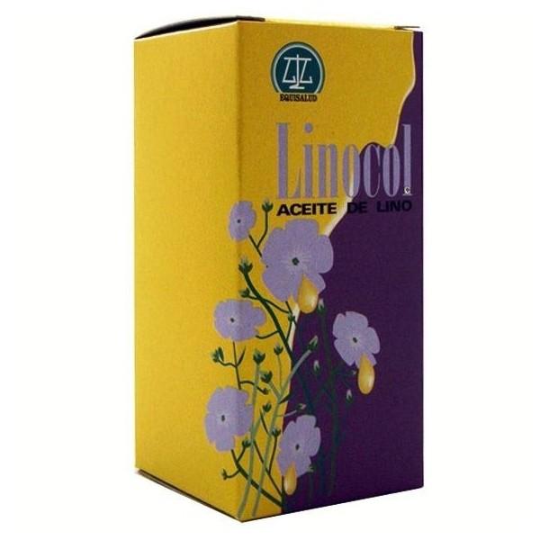 Linocol 60 cápsulas Equisalud