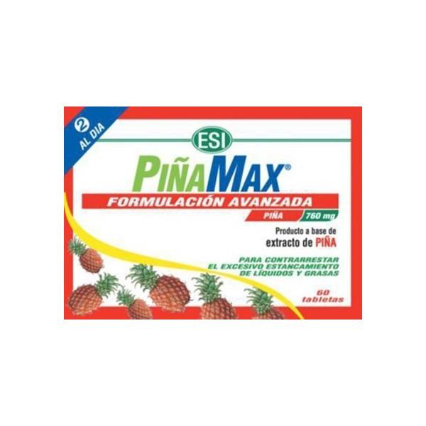 PiñaMax 760mg 60 tabletas Trepat Diet -ESI-
