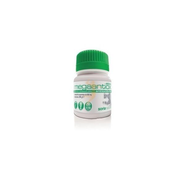 Tegumenvit 30 comprimidos grageados 700mg Soria Natural